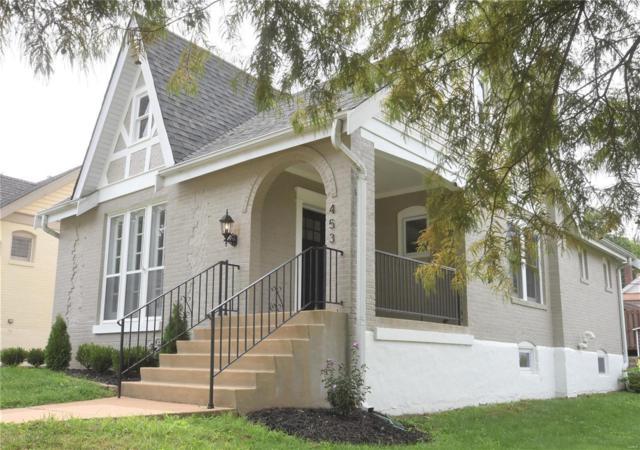 453 Longfellow Avenue, St Louis, MO 63122 (#18069580) :: Clarity Street Realty