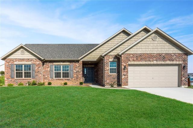 332 Carr Creek Drive, Columbia, IL 62236 (#18070195) :: Fusion Realty, LLC