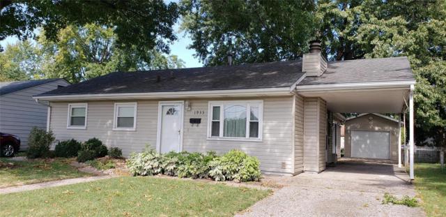 1933 Saint Clair, Granite City, IL 62040 (#18078623) :: Walker Real Estate Team