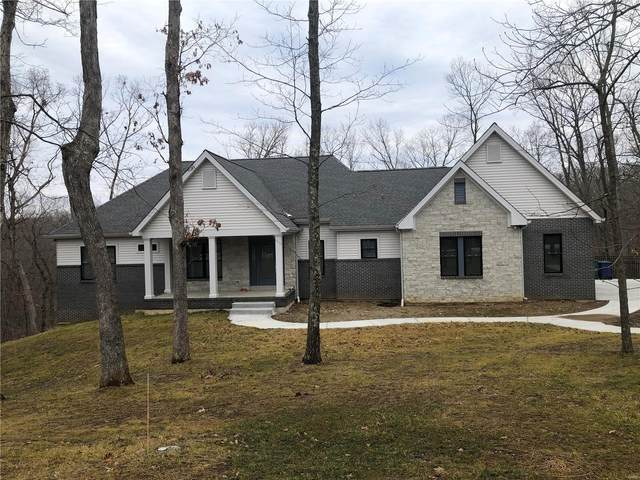 663 Pine Creek Drive, Town and Country, MO 63017 (#18080289) :: Parson Realty Group