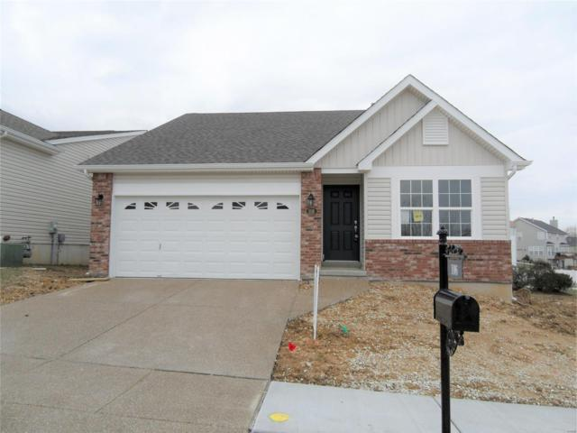 106 Silo Valley Drive, Wentzville, MO 63385 (#18081638) :: RE/MAX Professional Realty