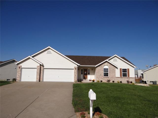1181 Pinnacle Pointe Drive, Dardenne Prairie, MO 63368 (#18082254) :: The Kathy Helbig Group