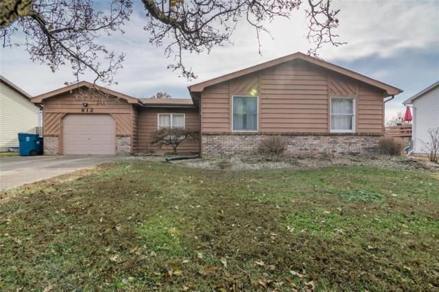 812 Wildwood Drive, Bethalto, IL 62010 (#18083227) :: St. Louis Finest Homes Realty Group