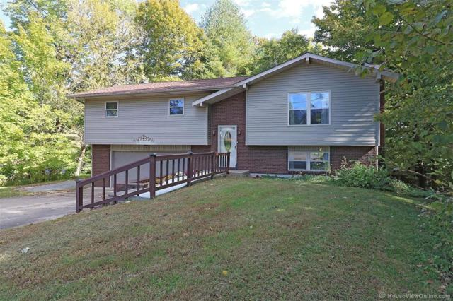 1613 Highland Drive, Jackson, MO 63755 (#18083582) :: Holden Realty Group - RE/MAX Preferred
