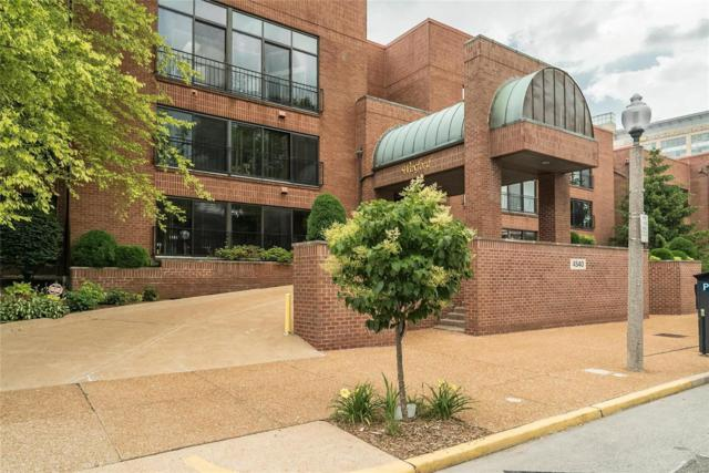 4540 Laclede Avenue #108, St Louis, MO 63108 (#18087386) :: RE/MAX Professional Realty