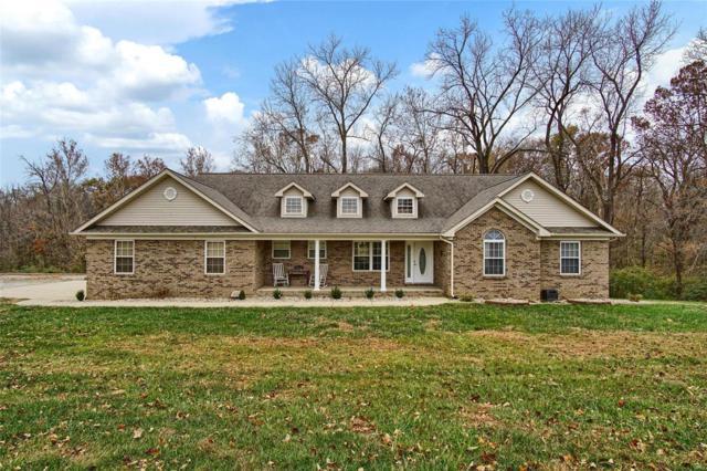 8056 W Mill Creek Road, Troy, IL 62294 (#18088439) :: Fusion Realty, LLC