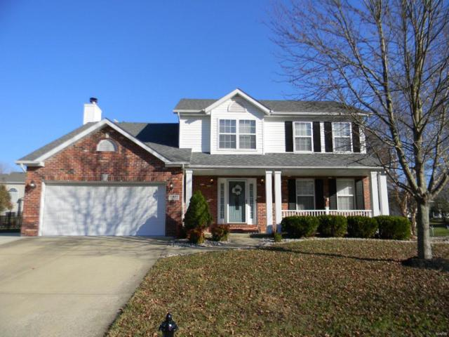 2407 Doral Court, Edwardsville, IL 62025 (#18091403) :: Clarity Street Realty