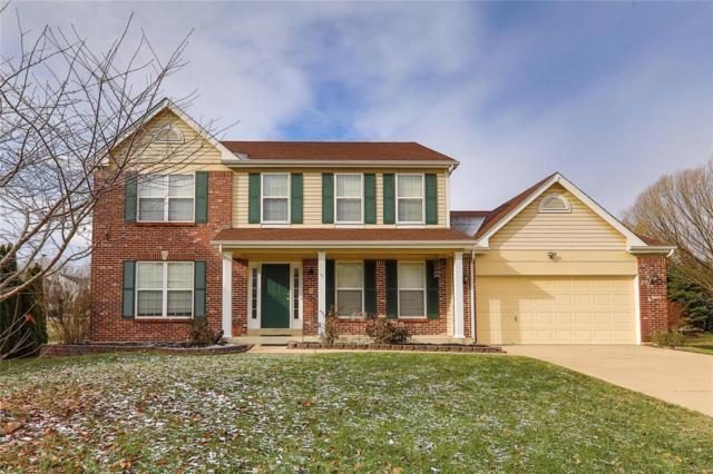 23 Canfield Court, Lake St Louis, MO 63367 (#18092179) :: St. Louis Finest Homes Realty Group