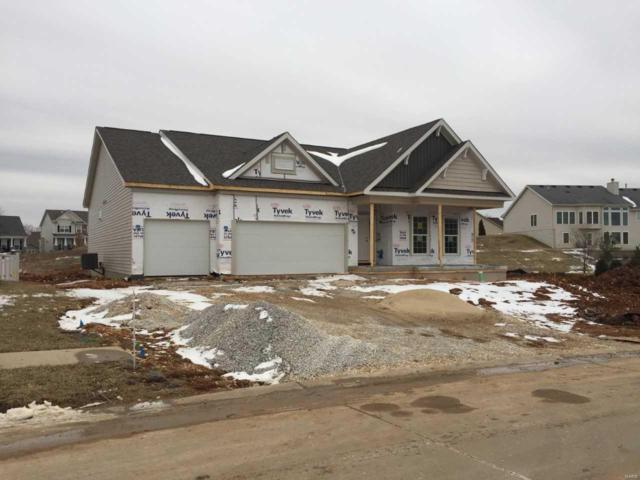 0 Lot 131D Carlton Glen-Sierra, Wentzville, MO 63385 (#18092324) :: Clarity Street Realty