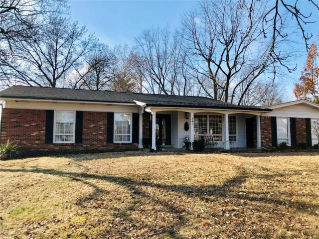 341 Country Club Drive, Ballwin, MO 63011 (#18092551) :: The Kathy Helbig Group