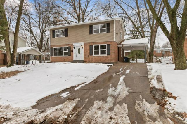 90 Saint Edward Lane, Florissant, MO 63033 (#19002425) :: Clarity Street Realty