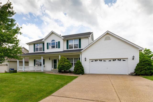 13 Vast Horizon Drive, Dardenne Prairie, MO 63368 (#19003314) :: The Kathy Helbig Group