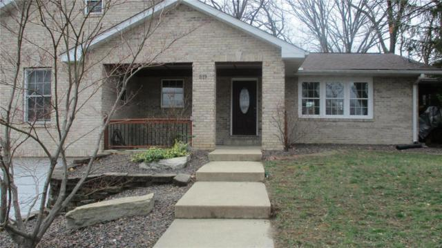 519 W Lake Drive, Edwardsville, IL 62025 (#19009738) :: Holden Realty Group - RE/MAX Preferred