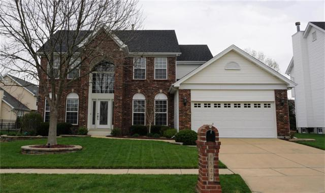 1544 Westfield Circle, Dardenne Prairie, MO 63368 (#19015638) :: The Kathy Helbig Group