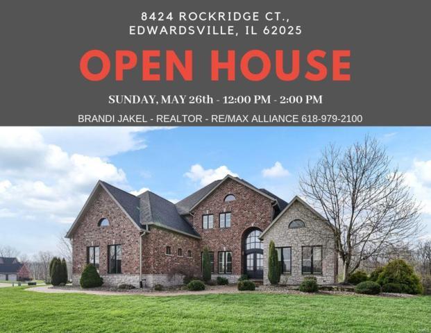 8424 Rock Ridge Court, Edwardsville, IL 62025 (#19017675) :: Hartmann Realtors Inc.