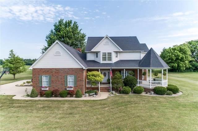 5221 White Oak Drive, Smithton, IL 62285 (#19019489) :: RE/MAX Professional Realty