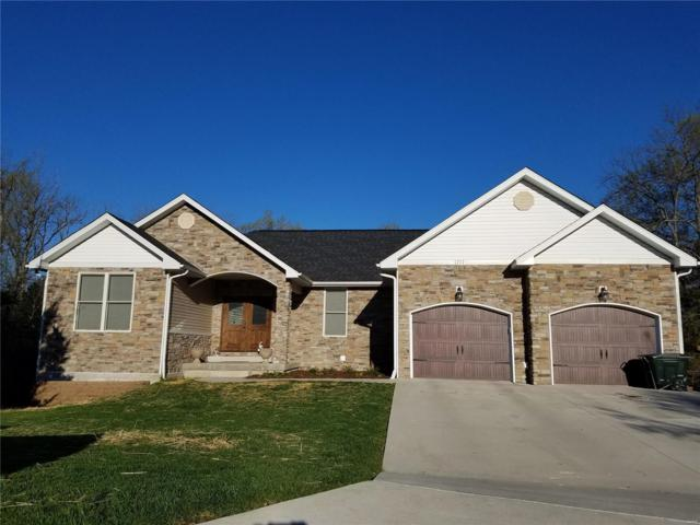 1717 Palmer Court, Rolla, MO 65401 (#19028270) :: RE/MAX Professional Realty