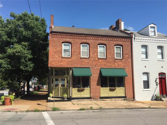 2100 S 9th, St Louis, MO 63104 (#19031116) :: Clarity Street Realty