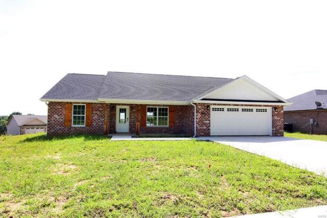 722 Old Mill Dr, Cape Girardeau, MO 63701 (#19032210) :: Realty Executives, Fort Leonard Wood LLC