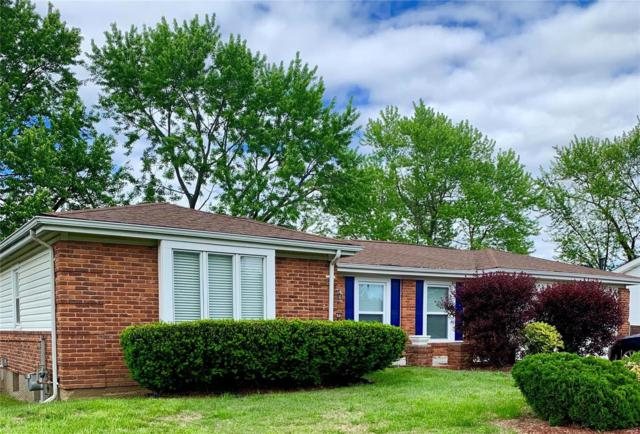 3545 Meserta Lane, Florissant, MO 63033 (#19036929) :: The Becky O'Neill Power Home Selling Team