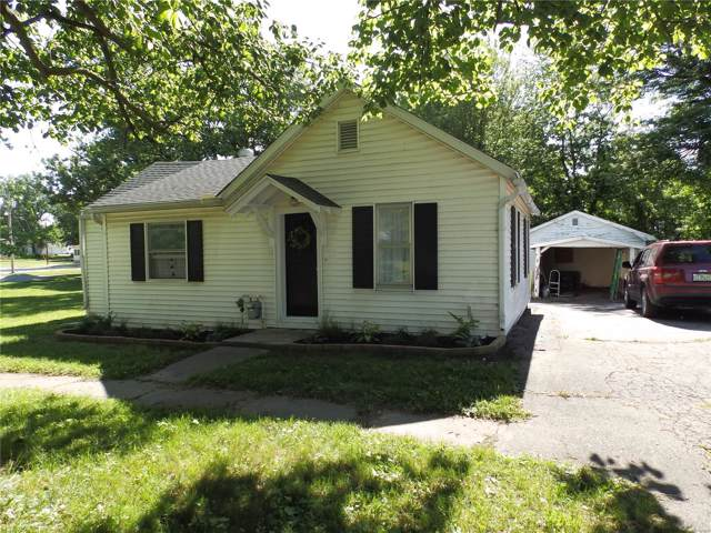 235 S Memorial Street, Pittsfield, IL 62363 (#19042964) :: RE/MAX Vision