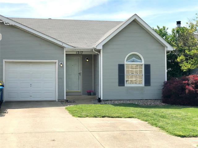 1217 Chancellor Drive, Edwardsville, IL 62025 (#19045813) :: Holden Realty Group - RE/MAX Preferred