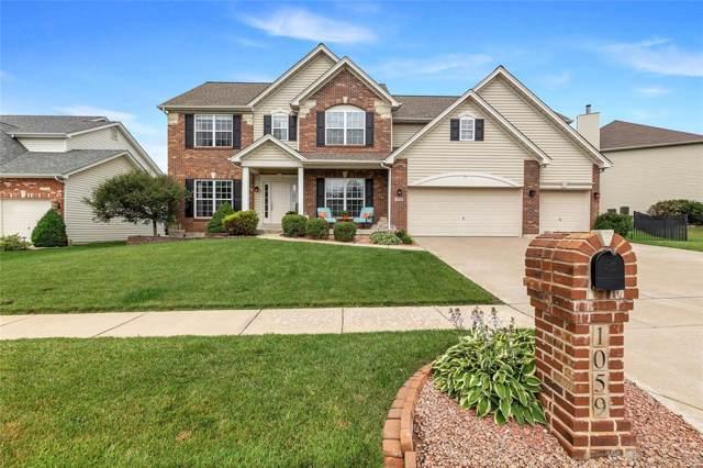 1059 Brook Mont Drive, O'Fallon, MO 63366 (#19048121) :: Kelly Hager Group | TdD Premier Real Estate