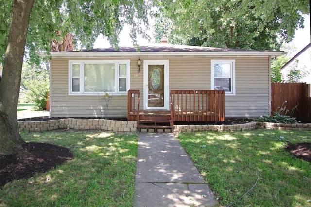 548 10th Street, Wood River, IL 62095 (#19050228) :: Sue Martin Team