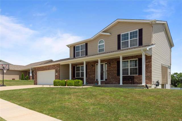 1224 Sherwood Lane, Waterloo, IL 62298 (#19053732) :: Holden Realty Group - RE/MAX Preferred