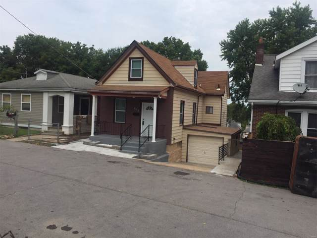 107 Waller Avenue, St Louis, MO 63125 (#19057711) :: The Becky O'Neill Power Home Selling Team