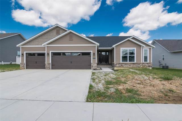 616 Portsmith Place Dr., O'Fallon, IL 62269 (#19058766) :: Kelly Hager Group | TdD Premier Real Estate