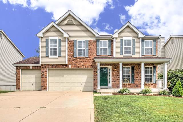 6136 Misty Meadow Drive, House Springs, MO 63051 (#19059005) :: Walker Real Estate Team