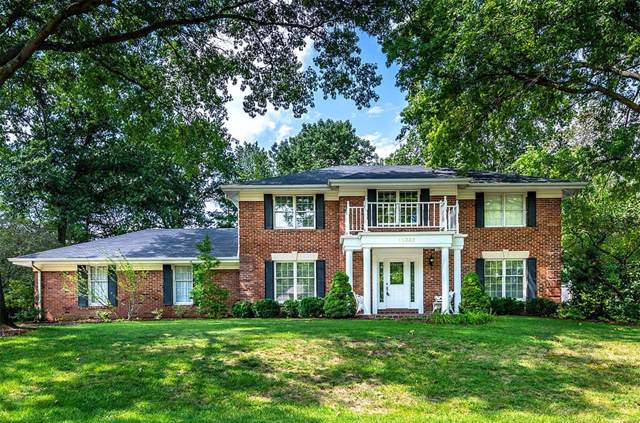 15333 Scarborough Court, Chesterfield, MO 63017 (#19062494) :: Peter Lu Team