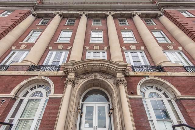 1515 Lafayette Avenue #216, St Louis, MO 63104 (#19062857) :: Matt Smith Real Estate Group