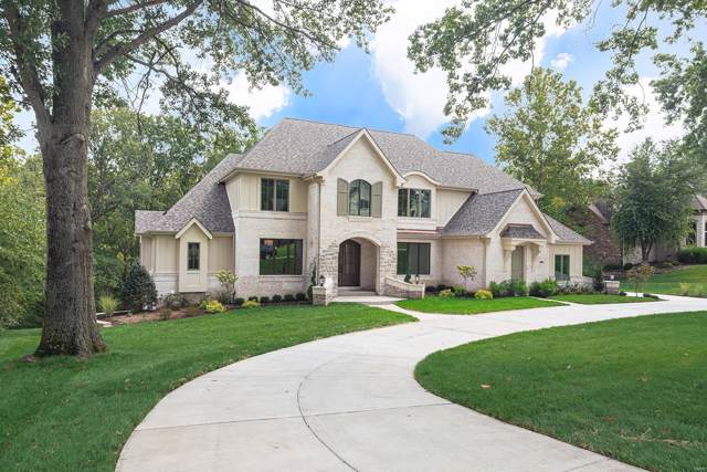 2488 Oak Springs Lane, Town and Country, MO 63131 (#19065954) :: Kelly Shaw Team