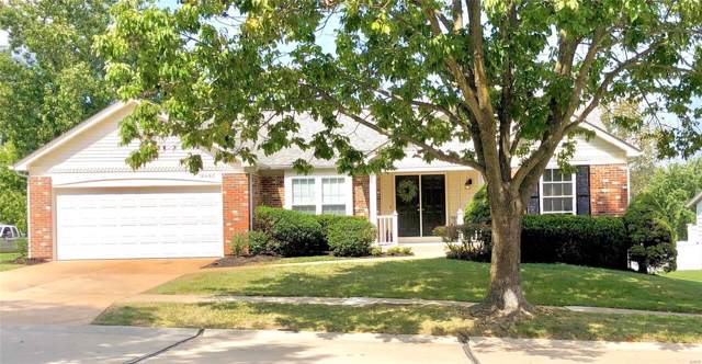 16483 Birch Forest, Wildwood, MO 63011 (#19066438) :: The Becky O'Neill Power Home Selling Team