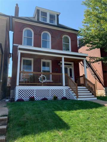 4148 Castleman Avenue, St Louis, MO 63110 (#19066635) :: RE/MAX Professional Realty