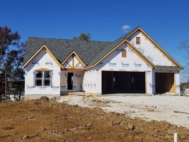 509 Stonewolf Creek Drive, Wentzville, MO 63385 (#19067866) :: Realty Executives, Fort Leonard Wood LLC