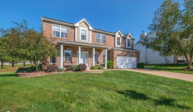 16 Airfield Crossing, Lake St Louis, MO 63367 (#19069851) :: Matt Smith Real Estate Group
