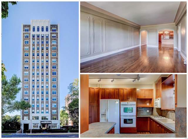 4440 Lindell Boulevard #602, St Louis, MO 63108 (#19072163) :: The Kathy Helbig Group