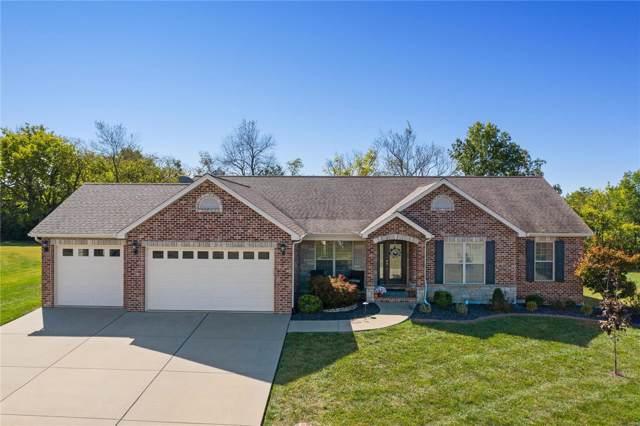 4049 Autumn Oak Drive, Smithton, IL 62285 (#19073424) :: Realty Executives, Fort Leonard Wood LLC