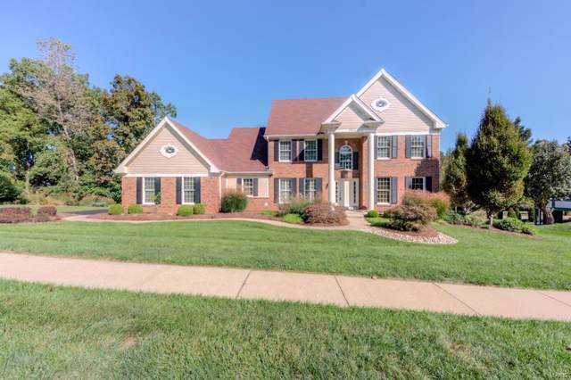 1504 Highland Valley Circle, Wildwood, MO 63005 (#19074056) :: The Becky O'Neill Power Home Selling Team
