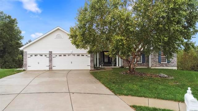 101 Prairie Bluffs Drive, Wentzville, MO 63385 (#19076039) :: Matt Smith Real Estate Group