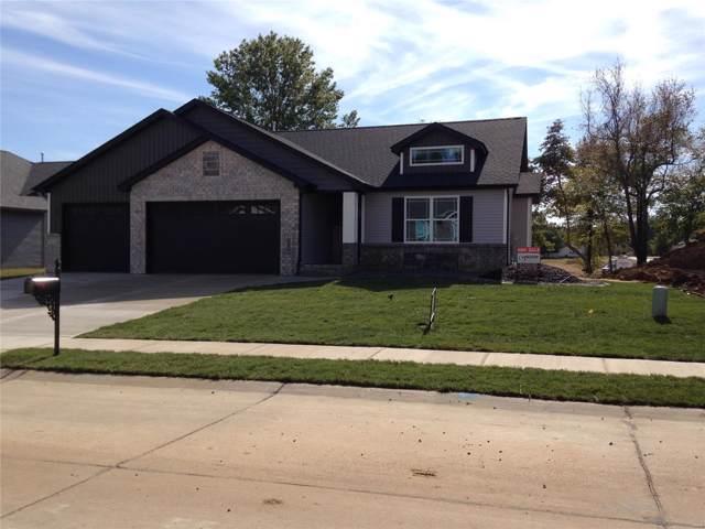 412 Briar Creek Road, Troy, IL 62294 (#19077514) :: Peter Lu Team