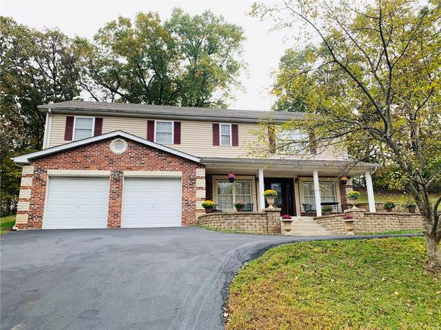 9656 Moonshine Drive, Hillsboro, MO 63050 (#19078259) :: St. Louis Finest Homes Realty Group