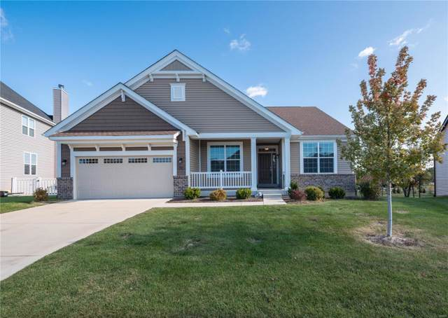 707 Tinsley Court, Cottleville, MO 63304 (#19078784) :: Clarity Street Realty