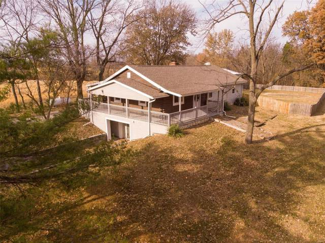 9231 County Highway 11, NASHVILLE, IL 62263 (#19082715) :: Clarity Street Realty