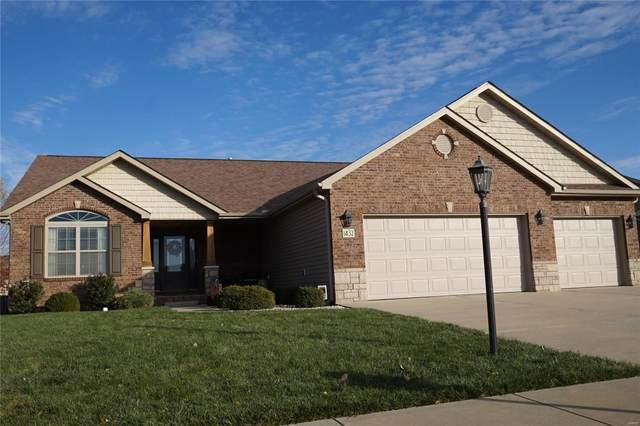 1432 Victoria Square Court, O'Fallon, IL 62269 (#19083304) :: Kelly Hager Group | TdD Premier Real Estate