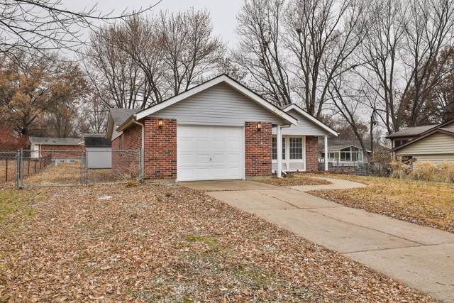 2815 Greenleaf Drive, Saint Charles, MO 63303 (#19086275) :: RE/MAX Vision