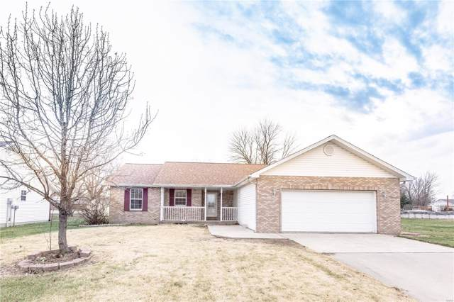 404 Debra Drive, ALBERS, IL 62215 (#20000561) :: Matt Smith Real Estate Group